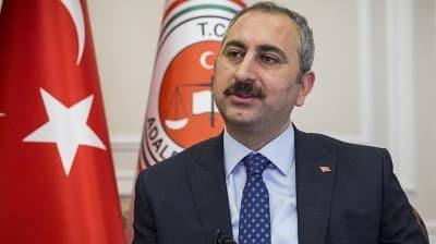 Adalet Bakanı Gül'den 'baro' ve 'Ayasofya' açıklaması
