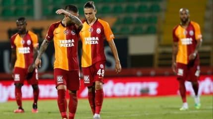 Galatasaray bu sezon bir ilki yaşadı