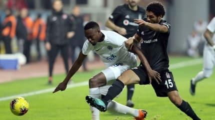 Beşiktaş Şampiyonlar Ligi aşkına
