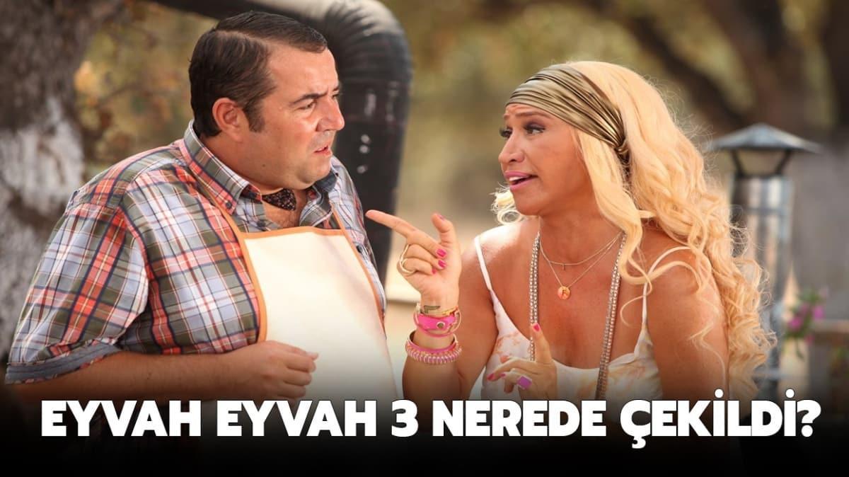 """Eyvah Eyvah 3  filmi konusu nedir, oyuncuları kimler"""" Eyvah Eyvah 3 nerede çekildi"""""""