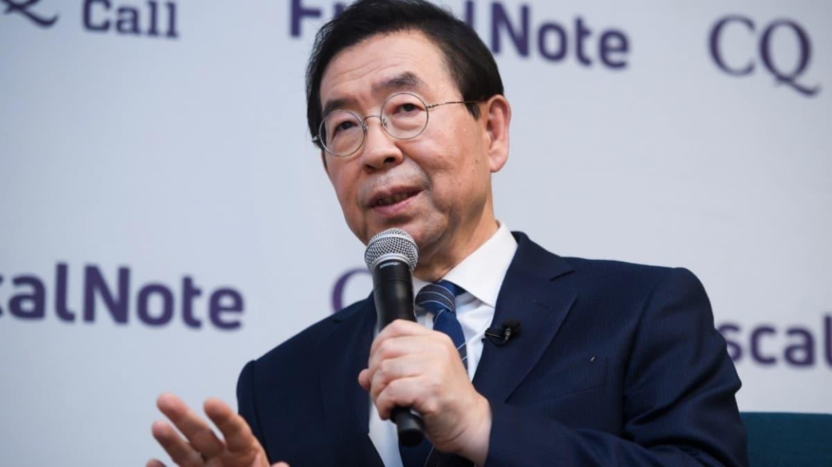 Seul belediye başkanı için kayıp ihbarı: 150 polisle aranıyor