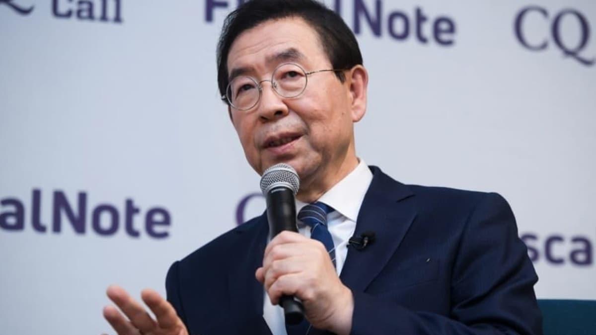Bir süredir kayıptı... Seul Belediye Başkanı ölü bulundu!