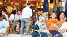 Derin Mermerci'nin eski eşi Cem Aydın ile Nehir Erdoğan'dan panikleten buluşma