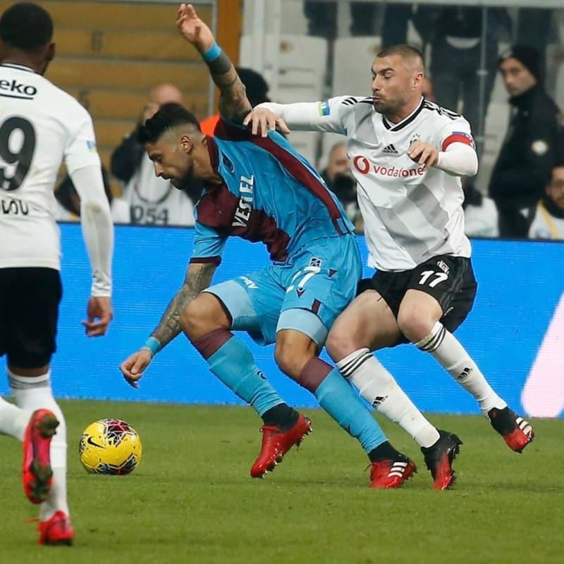 Trabzonspor'da Da Costa'nın sözleşmesinin uzamasına tek maç kaldı