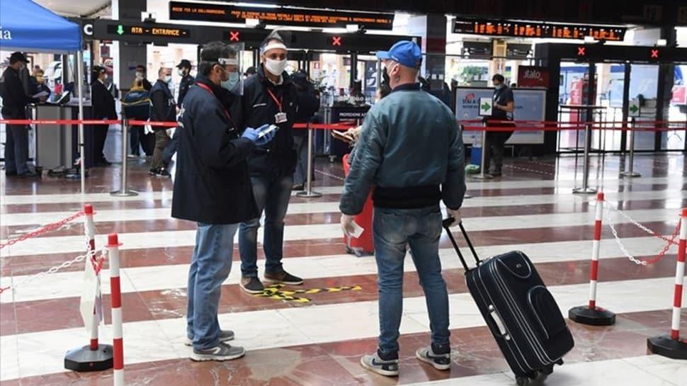 İtalya 13 ülkeye seyahat yasağı getirdi, karantinaya uymayanlara 1000 euro ceza