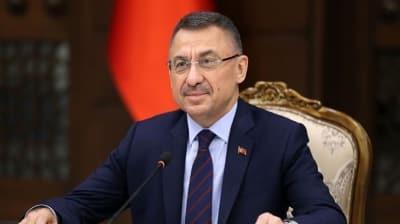Cumhurbaşkanı Yardımcısı Oktay'dan 'Ayasofya' paylaşımı