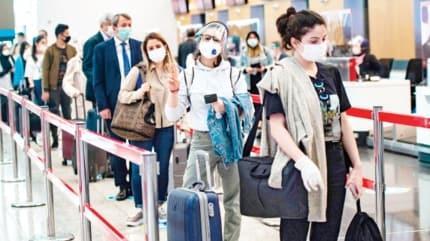 Dış uçuşlar artınca rezervasyonlar hızlandı
