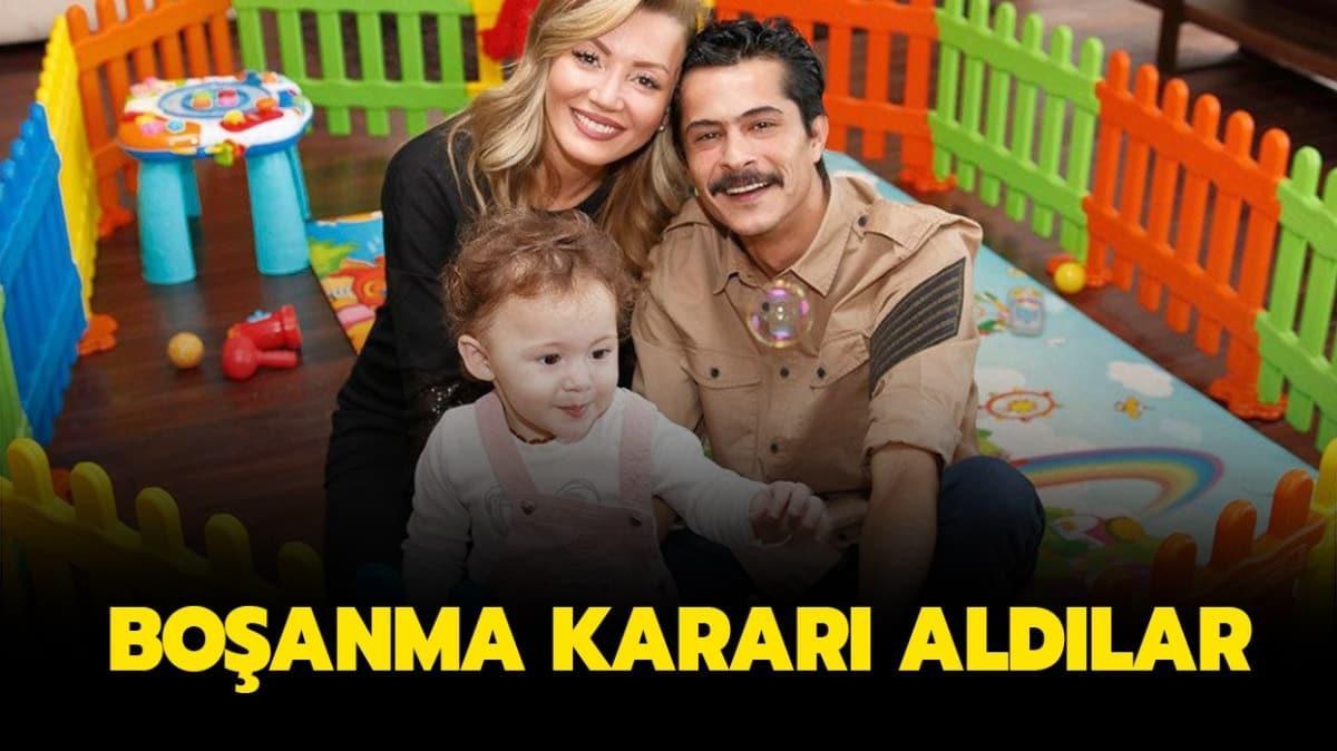 """Oyuncu İsmail Hacıoğlu'nun eşi Duygu Kaya Kumarki kimdir, kaç yaşında"""""""