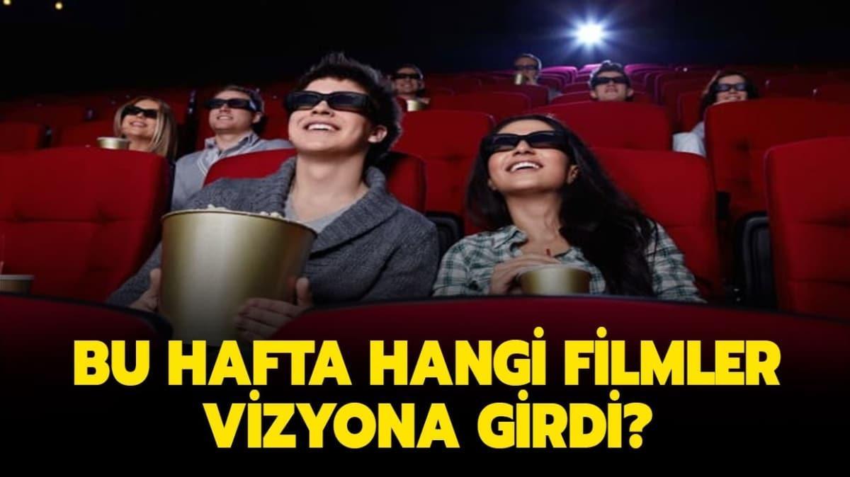 """Bu hafta hangi filmler vizyona girdi"""""""