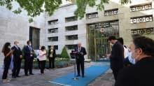 TBMM Başkanı Şentop: Ayasofya'nın ibadete açılması tarihi bir olay