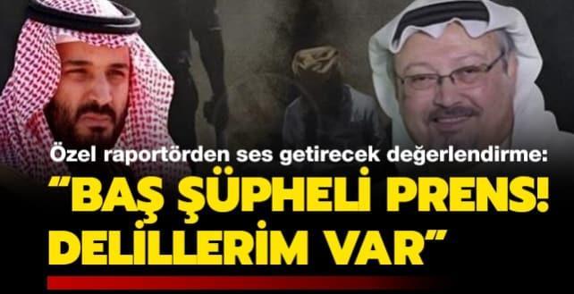 BM'den Kaşıkçı cinayeti özel değerlendirme: Baş şüpheli Prens Selman