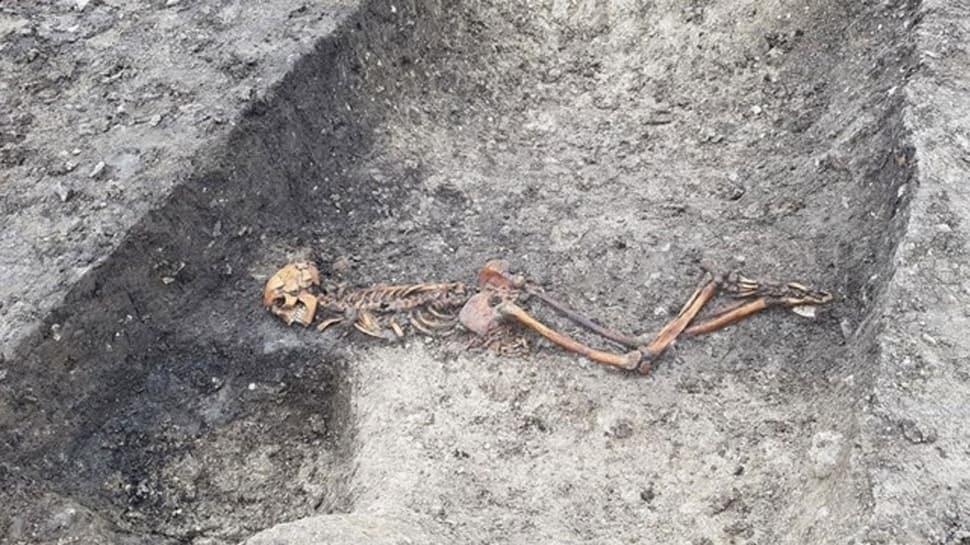 İngiltere'de demiryolu kazıları 2 bin 500 yıllık cinayeti açığa çıkardı