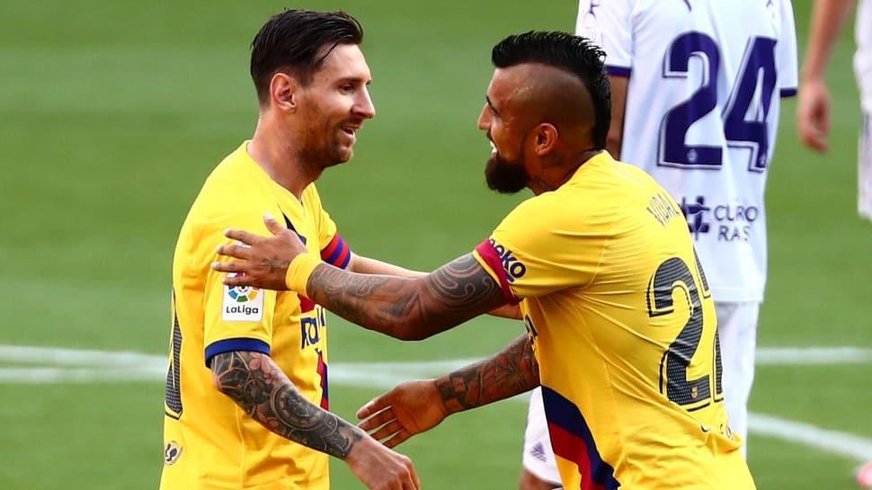 Barça, Real'in ensesinde