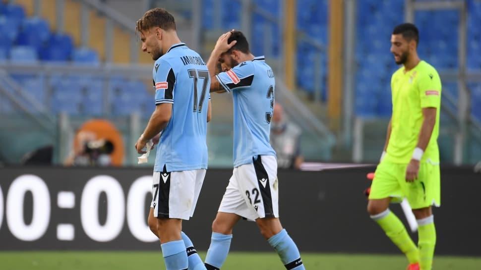 Şampiyonluk hayalleri kuruyorlardı... Lazio tepetaklak!