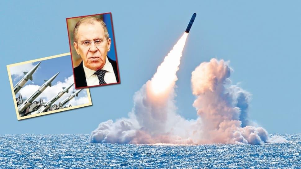 Lavrov: Nükleer çatışma riski ciddi anlamda arttı