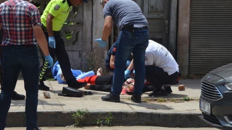 Önce sevgilisini öldürdü, polisi görünce kendini vurdu