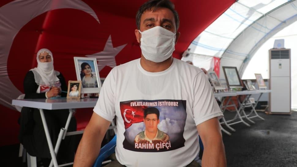 '100 yıl geçse de burada seni bekleyeceğiz' Diyarbakır annelerinin evlat direnişi!
