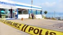 Gece taradı, sabah bombaladı... Dükkan sahibi karşılıksız bırakmadı!