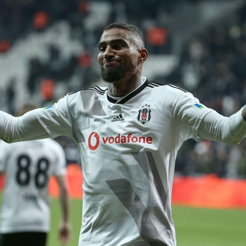 Beşiktaş'a Boateng'den üzücü haber