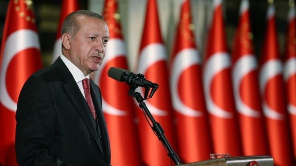 Başkan Erdoğan'dan 'Doğu Akdeniz ve Libya' uyarısı: Derhal çıkarılmalılar