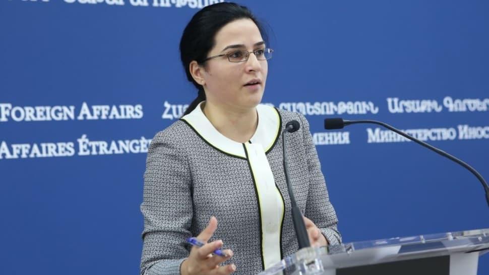 Ayasofya kararı Ermenistan'ı da rahatsız etti... 'Türkiye noktayı koyuyor'