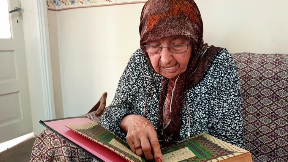 Tam 108 yaşında! Yaşam sırrını doğal beslenmeye borçlu