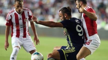Maç önü: Fenerbahçe - DG Sivasspor | Muhtemel 11'ler