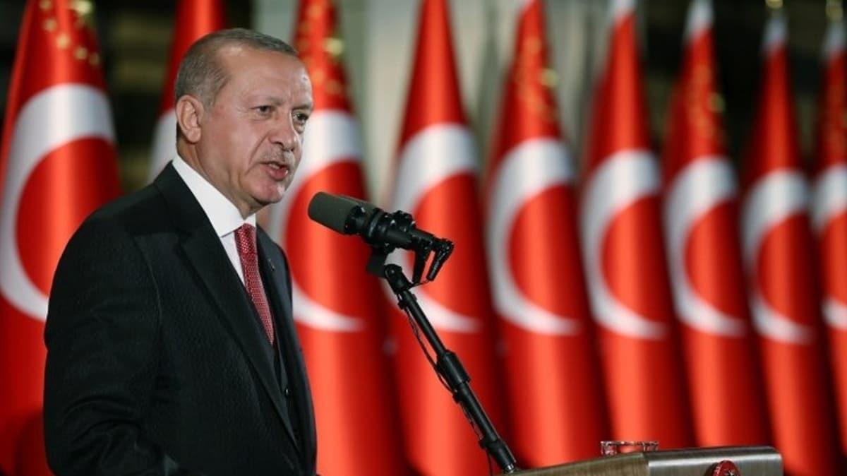 Başkan Erdoğan: Libya'yı kan gölüne çeviren lejyonerler bir an önce bu ülkeden çıkarılmalıdır