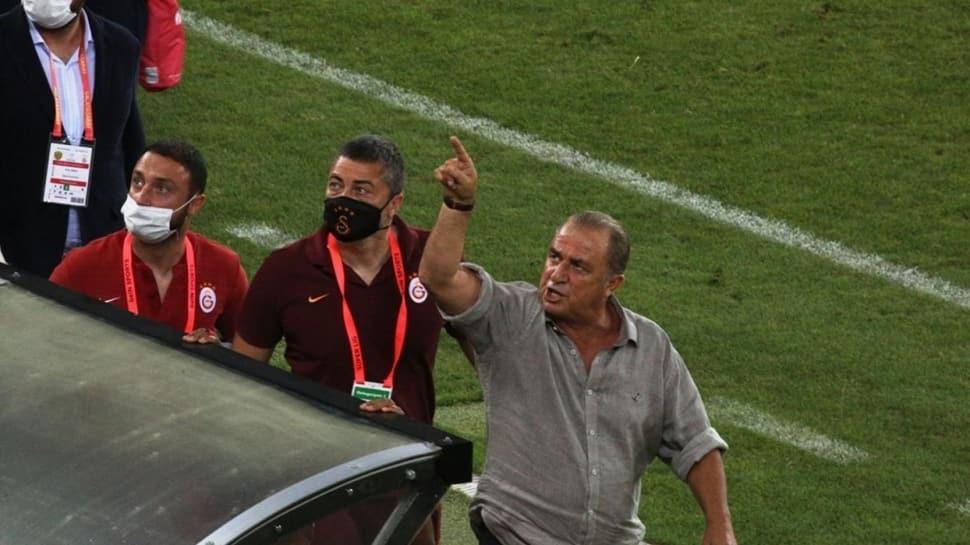 Ankaragücü - Galatasaray maçının ardından gerilim