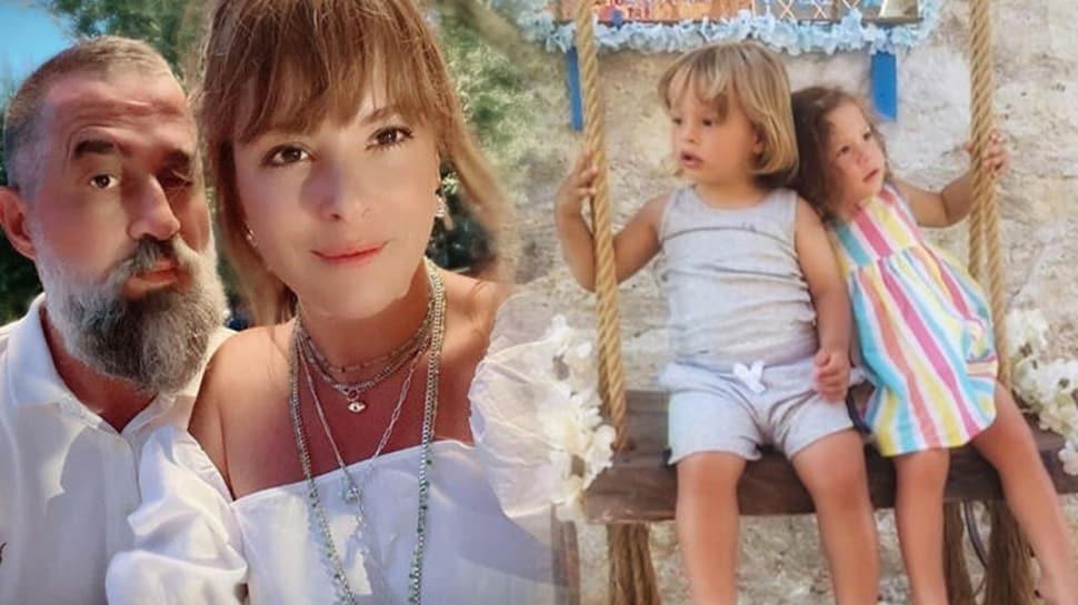 Doğa Rutkay'ın ikizleri 2 yaşında: Varlığınıza binlerce şükür ediyorum