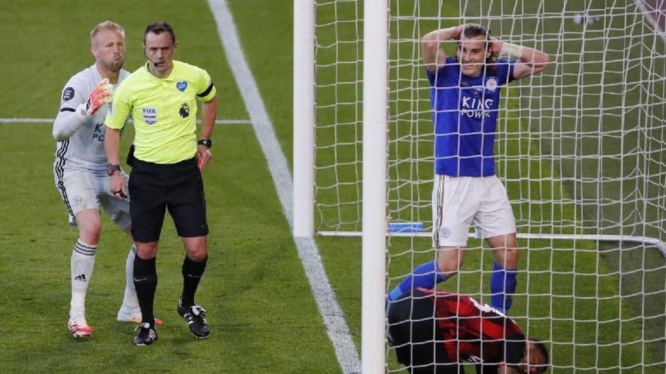 Leicester City deplasmanda farklı kaybetti