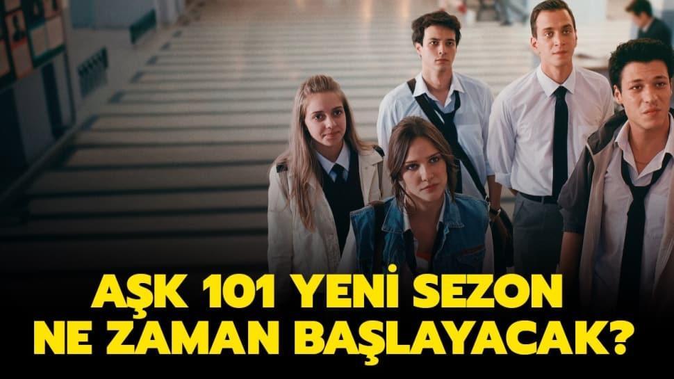 """Aşk 101 yeni sezon tarihi belli mi"""""""