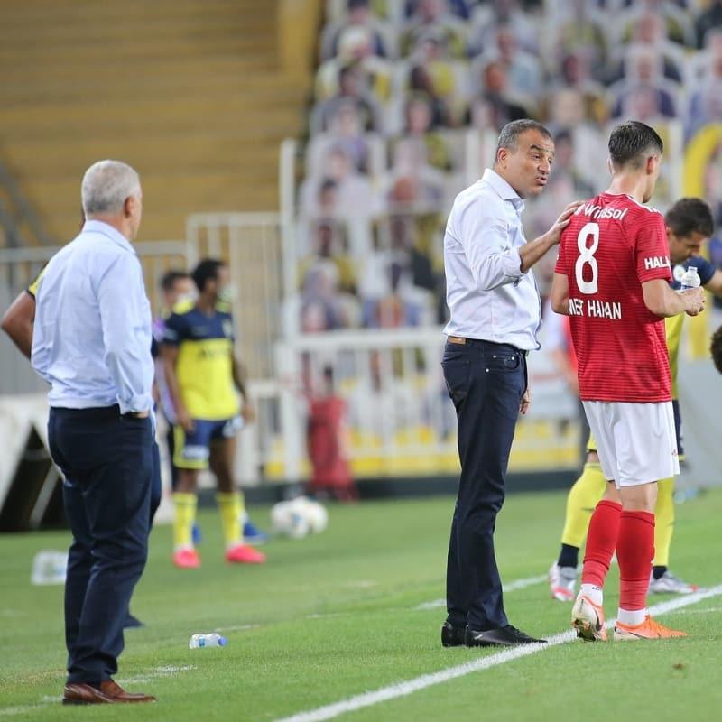Tahir Karapınar ve Rıza Çalımbay'ın maç sonu açıklamaları
