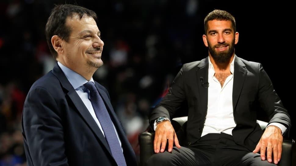 Ergin Ataman ve Arda Turan, İtalya'da kulüp satın aldı