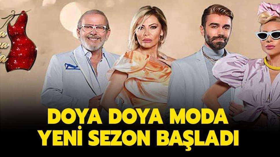 """Doya Doya Moda yeni sezon başladı mı"""""""