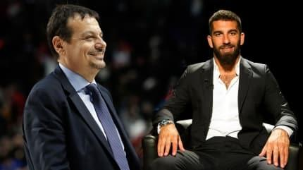 Ergin Ataman ve Arda Turan kulüp satın aldı