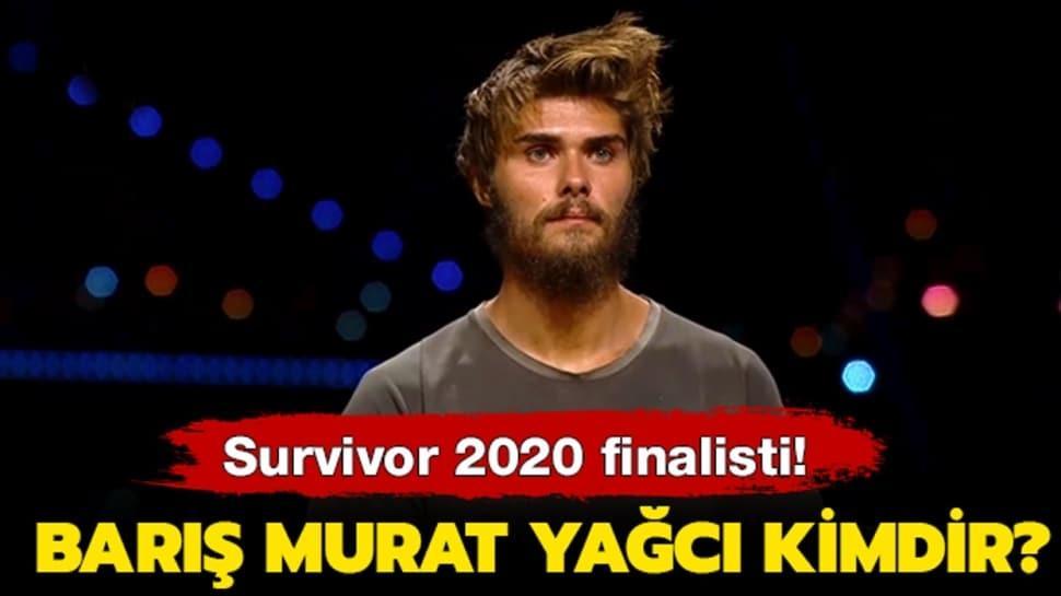 """Survivor 2020 finalisti Barış Murat Yağcı kimdir, kaç yaşında ve nereli"""" Survivor Barış Murat Yağcı şampiyon mu oldu"""""""