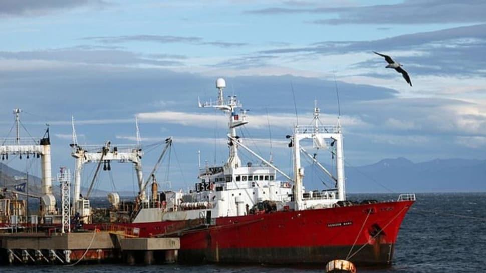 Arjantin'de doktorları bile şaşırtan koronavirüs vakası: 35 gündür denizde olan balıkçılar Covid-19'a yakalandı