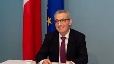 Bakan Çavuşoğlu, Malta Dışişleri Bakanı Bartolo ile bir araya geldi
