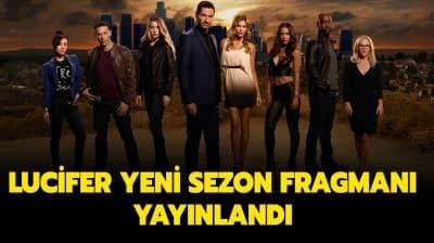 Lucifer 5. yeni sezon ne zaman başlayacak? Fragmanı yayında!
