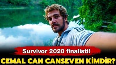 Survivor 2020 finalisti Cemal Can Canseven kimdir ve nereli? İşte hayatı ve biyografisi!