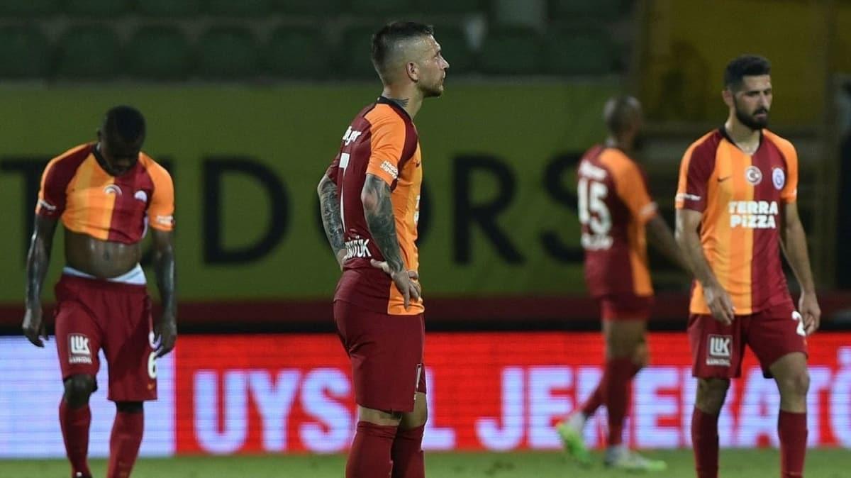 Galatasaray pandemi sonrası dibi gördü!