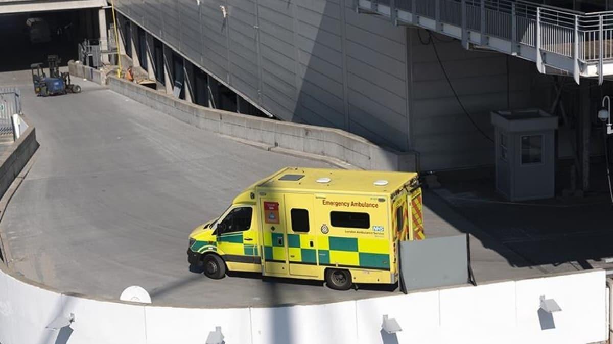 İngiltere'de salgın nedeniyle ölenlerin sayısı 45 bine yaklaştı!