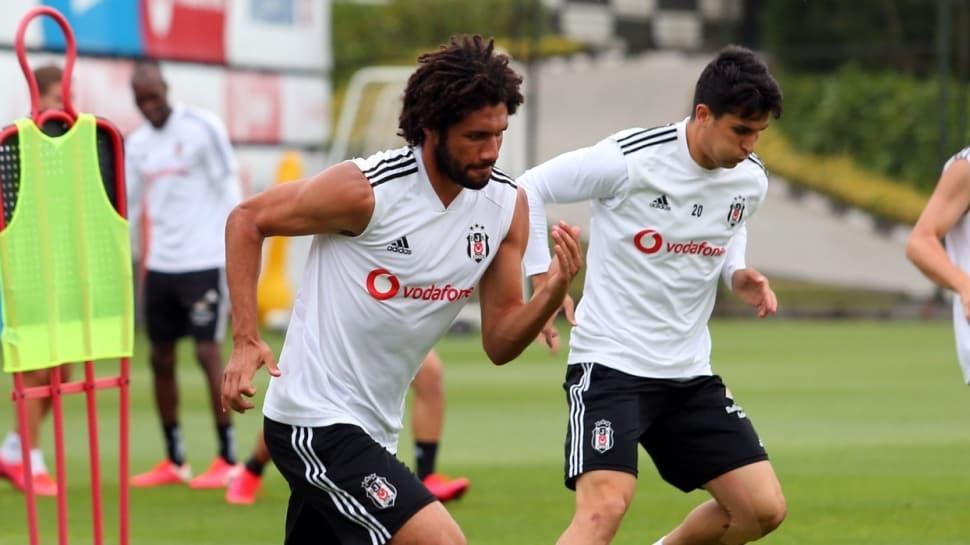 Beşiktaş'ta Fenerbahçe derbisinin hazırlıkları başladı