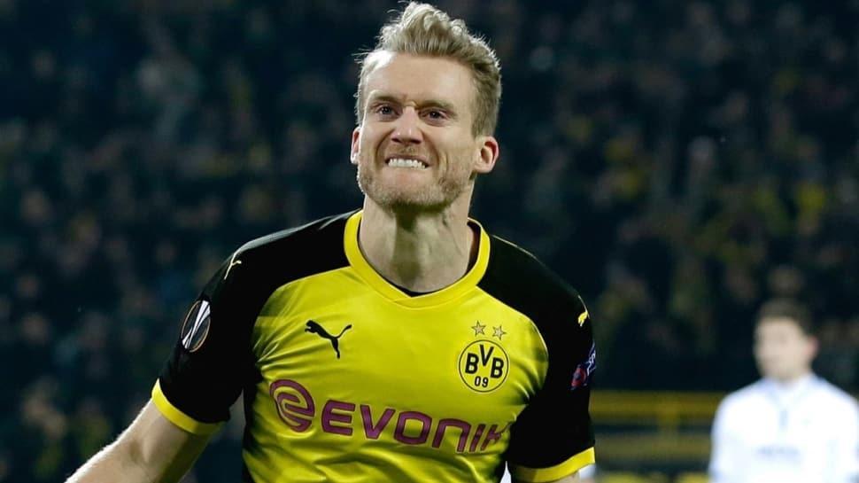 Borussia Dortmund, Andre Schürrle'nin sözleşmesini feshetti