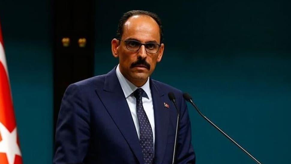 Sözcü İbrahim Kalın: Türkiye ile ABD arasındaki müttefiklik ruhuna gölge düşürüyor