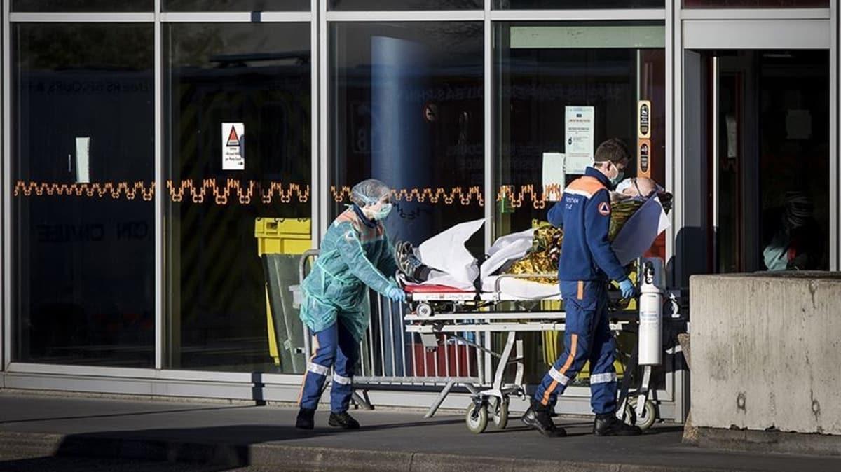 Fransa'da koronavirüsten ölenlerin sayısı 30 bin 120'ye yükseldi
