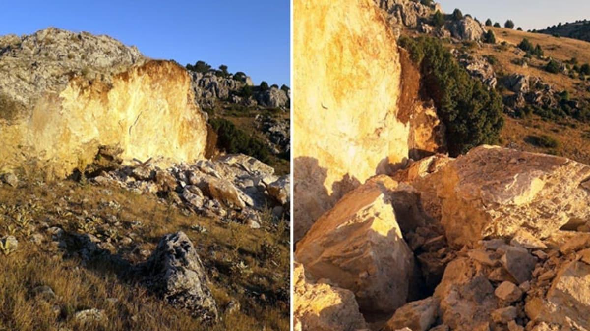 Tonlarca kayayı patlattılar: Uygarlığın hiçbir döneminde bu kadar cahil bir kesime rastlamadım