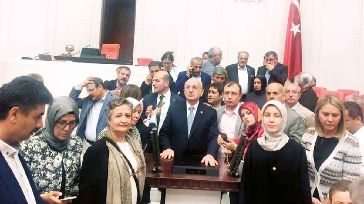 AK Parti Trabzon Eski Milletvekili Ayşe Sula Köseoğlu anlattı: FETÖ'cülerle ben de çatışmaya gidecektim