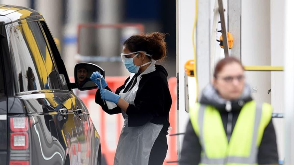 İngiltere'de koronavirüs nedeniyle ölenlerin sayısı 45 bini geçti